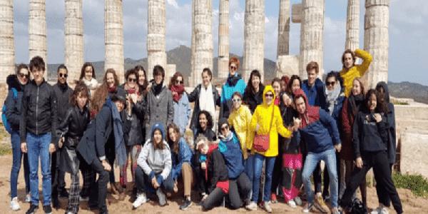 Οπτικό Υλικό της Ελληνογαλλικής Συνεργασίας Σχολείων